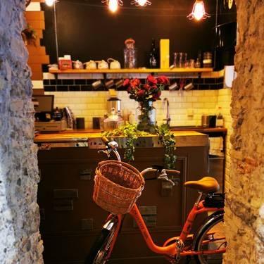 Le restaurant - Le Tire Bouchon - Nice